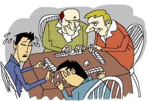 玩嘉善麻将一直赢不了?原来是因为这个