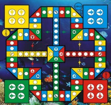 飞行棋小游戏6大技巧总结,你会了几个?
