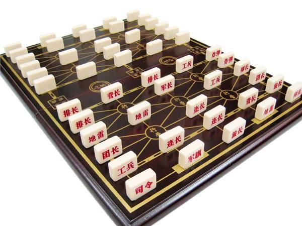 陆战棋明棋规则你是否了解了?