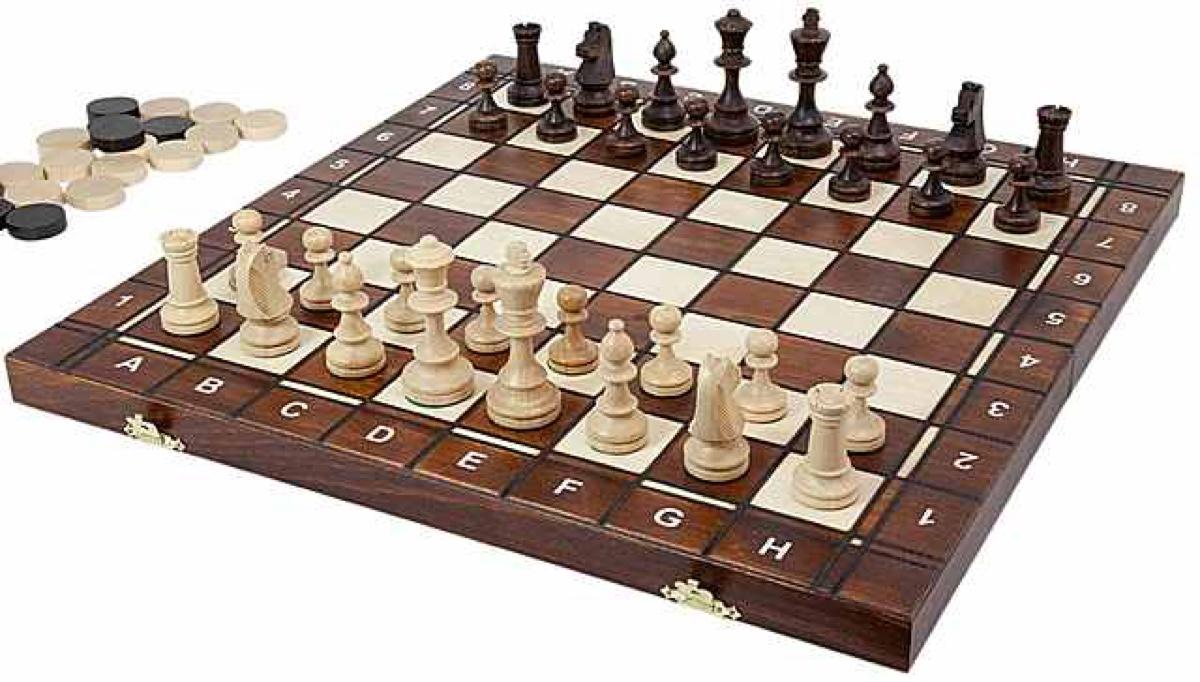 双陆棋,最新奇有趣的棋盘游戏
