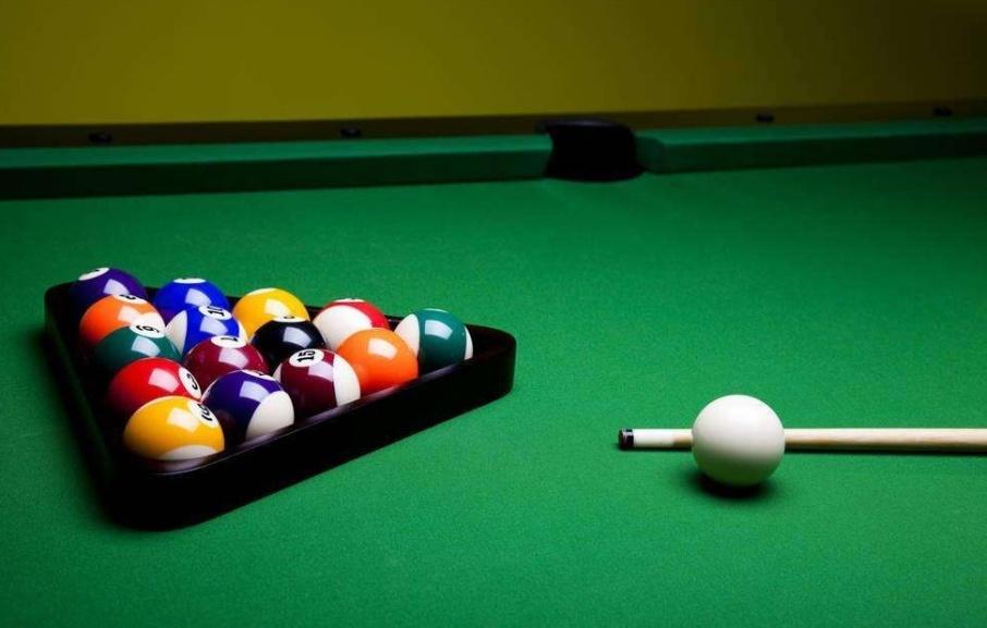 星牌台球的多种不同玩法其实本质相同