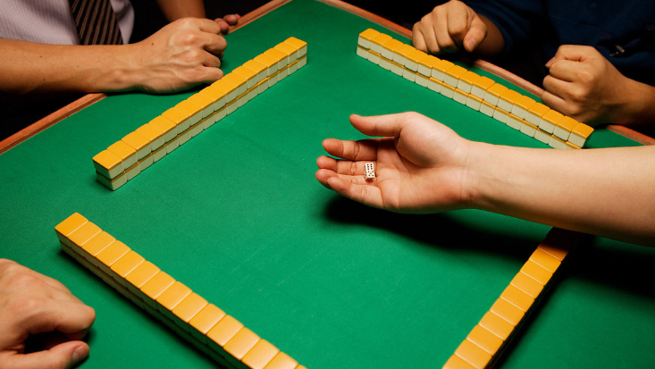 关于景德镇麻将怎么做大牌的窍门