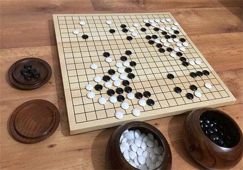 围棋共有几个交叉点 玩法大揭秘