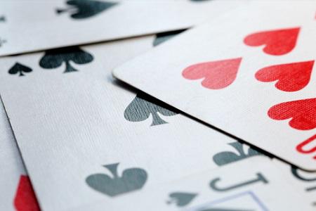 使用嵊州105记牌器,推测对方牌友的牌型