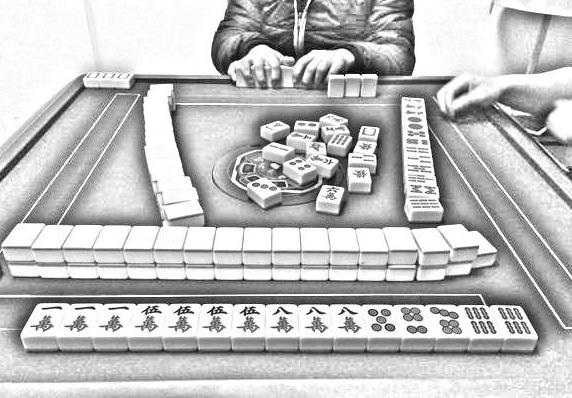 河池麻将游戏宝牌很重要,新手一定要了解