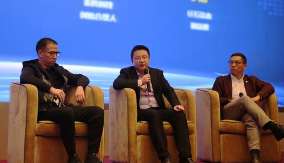 畅唐网络执行总裁潘广乐:大学生投身游戏创业应注重创新